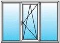 3 окно